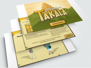 Digital learning game