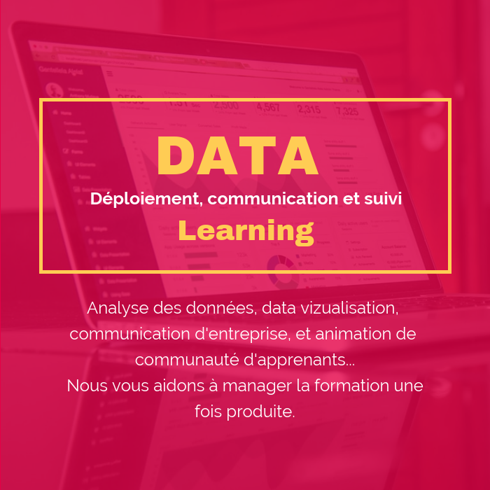 Learning data